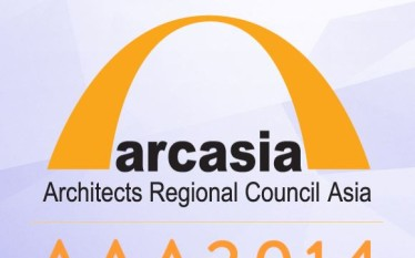 ARCASIA 2014 awards CAA members