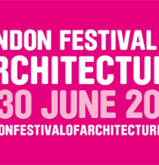 BE PART OF THE LONDON FESTIVAL OF ARCHITECTURE IN 2015