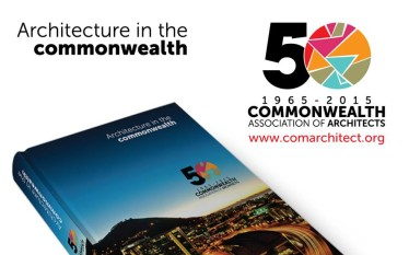ARCHITECTURE IN THE COMMONWEALTH- commemorative publication of CAA