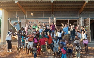 Nottingham University Project Teshla in South Africa.