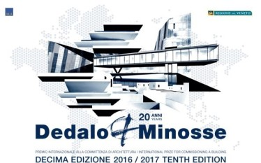 Dedalo Minosse International Prize for commissioning a building turns 20. Registrations to the Tenth Edition 2016/2017 are open.