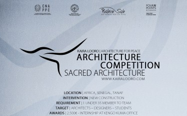 INTERNATIONAL ARCHITECTURE COMPETITION FOR SOLIDARITY